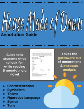 House Made of Dawn Annotation Guide