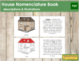 House Nomenclature Book (Red)
