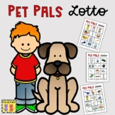 Pets Lotto: Dogs,Cats, Hamsters, Guinea Pigs, Fish