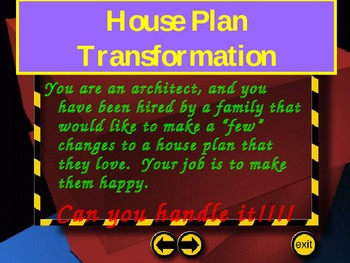 House Plan Transformations