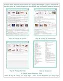 House Repairs-Tools Read-Converse-Write Spanish Interactive Worksheets-Google Ap