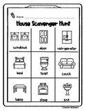 House Scavenger Hunt