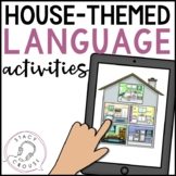 House Scenes: For Language (No Print)