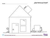 House Spanish Lesson (3s) - La casa