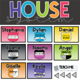 House System for Classroom Management