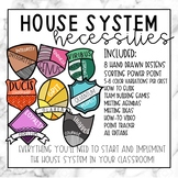 House System Necessities