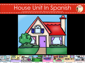 House Unit In Spanish