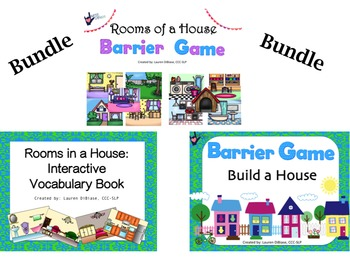 House Vocabulary Bundle