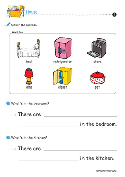 House Worksheets *Printables*