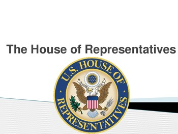 House and Senate Differences Power Point