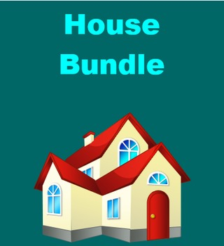 House in English Bundle