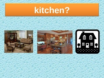 House in English power point