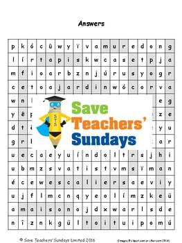 House in French Worksheets, Games, Activities and Flash Cards (with audio)