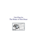 The House of Dies Drear Complete Literature and Grammar Unit