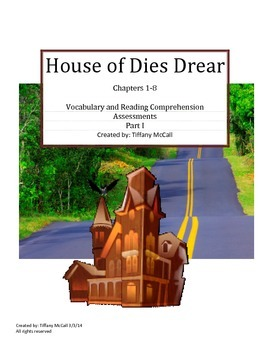 House of Dies Drear by Virginia Hamilton