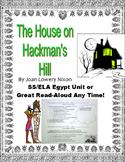 Egypt or Halloween Spooky Read Aloud House on Hackman's Hill