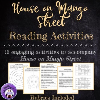 House on Mango Street Activities