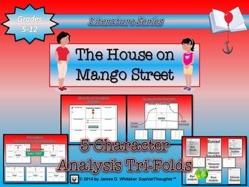 House on Mango Street Character Analysis Tri-Folds Sandra Cisneros