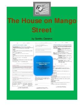 House on Mango Street Complete Literature and Grammar Unit