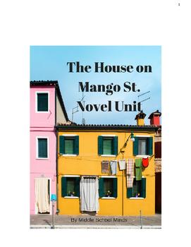 House on Mango Street - Novel Unit Plan by Middle School Minds | TpT