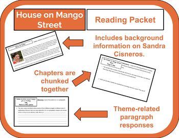 House on Mango Street Reading Packet