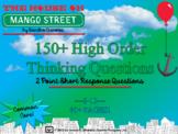 House on Mango Street Short Response Questions 150+ Common Core
