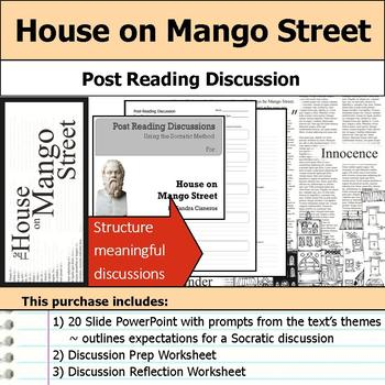 House on Mango Street - Socratic Method - Post Reading Discussions