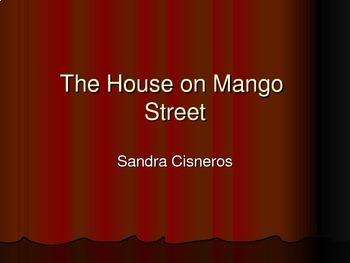 House on Mango Street introduction ppt