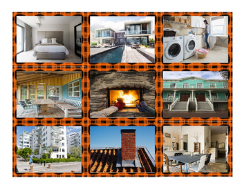 House or Apartment Hunting Cards