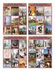 House or Apartment Hunting Tic-Tac-Toe or Bingo
