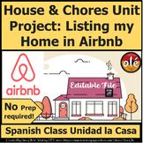 House unit-oral  presentation (Any LOTE language)