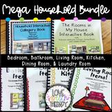 MEGA Household Bundle + 2 Interactive Books