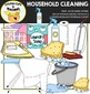 Household Cleaning Clipart