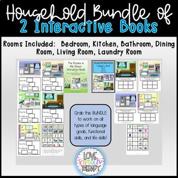 Household Interactive Book BUNDLE