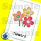 ESL Furniture Flash Cards. Flowers, outside, armchair, TV, door, lamp, chair...