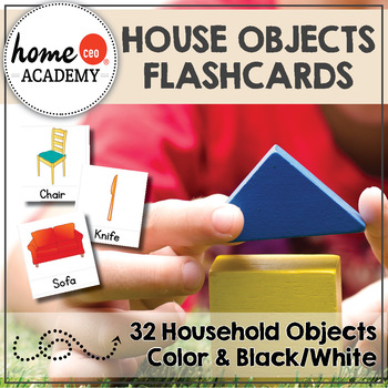 Household Objects Flashcards