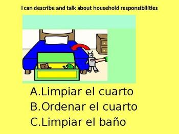 Household Responsibilities