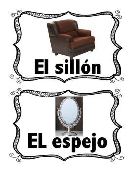 Household items/ objetos de la casa