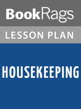 Housekeeping Lesson Plans