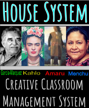 Houses: Creative Classroom Management System