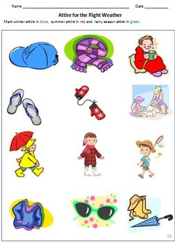 Houses Clothing Worksheets For Grade 2 3 Google Classroom