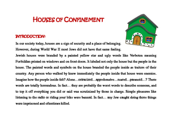 Houses of Confinement