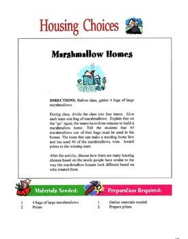 Housing Choices Lesson