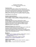 Housing & Design Syllabus