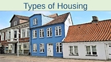Housing, House, and Home: Vocabulary and Games (EAL/LINC/PBLA)