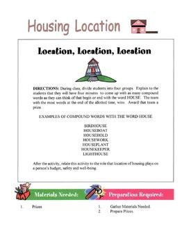 Housing Location Lesson
