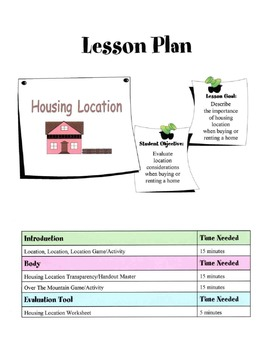 Housing Location Lesson