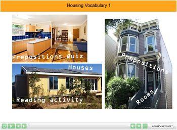 Housing Vocabulary Interactive Resource 1