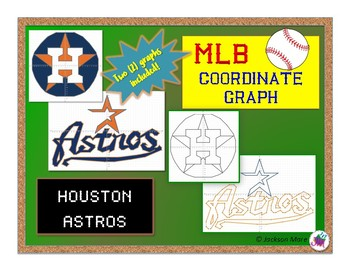 Houston Astros - MLB Coordinate Graphs