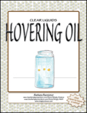 Hovering Oil: Activity, Worksheet, Word Doc, Word Puzzles,